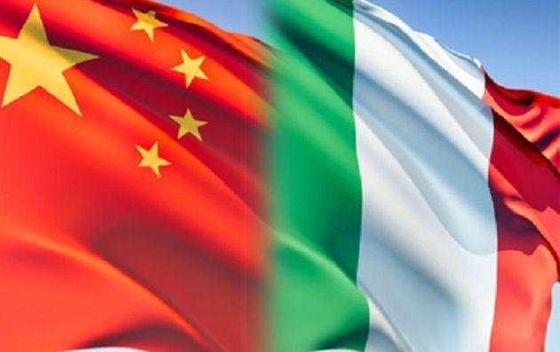 La Cina compra l'occidente, Italia compresa