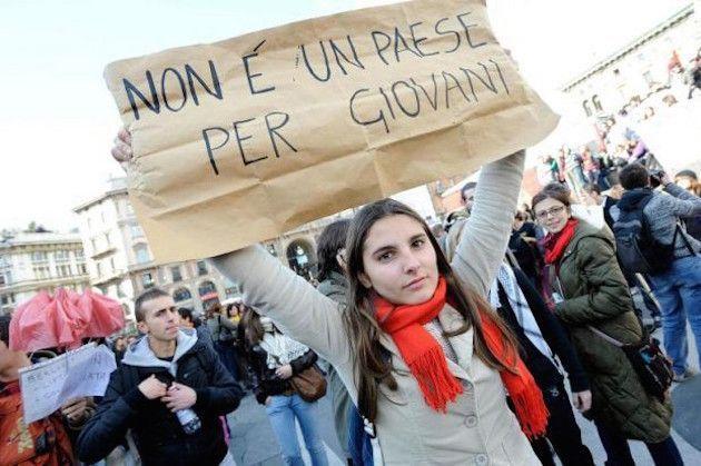 Disoccupazione giovanile in Italia: i dati e gli errori comuni