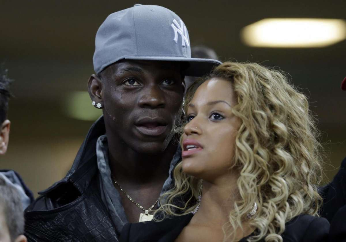 Mario Balotelli e Fanny Neguesha: ritorno di fiamma per la turbolenta coppia