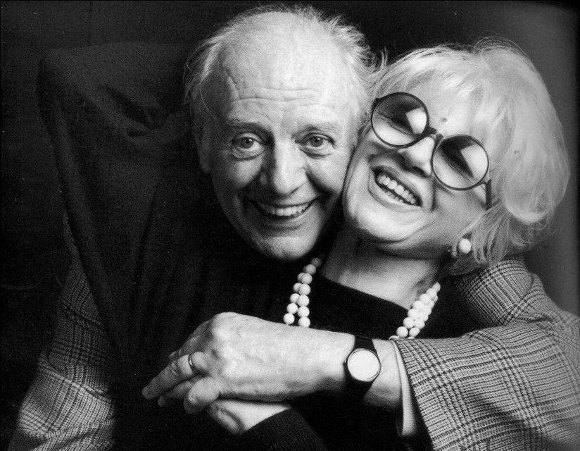 Una Callas dimenticata di Dario Fo e Franca Rame: un libro sulla vita della diva