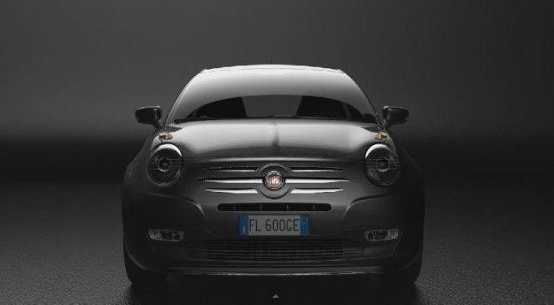 Fiat 600: render dell'ipotetico futuro modello dallo stile vintage