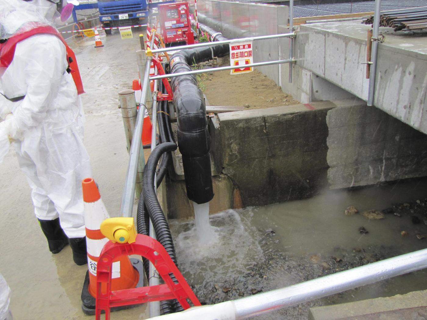 Wow: il dispositivo italiano per ottenere acqua pura da quella radioattiva