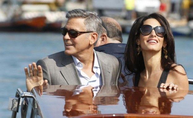 George Clooney regala ad Amal Alamuddin una villa antialluvione