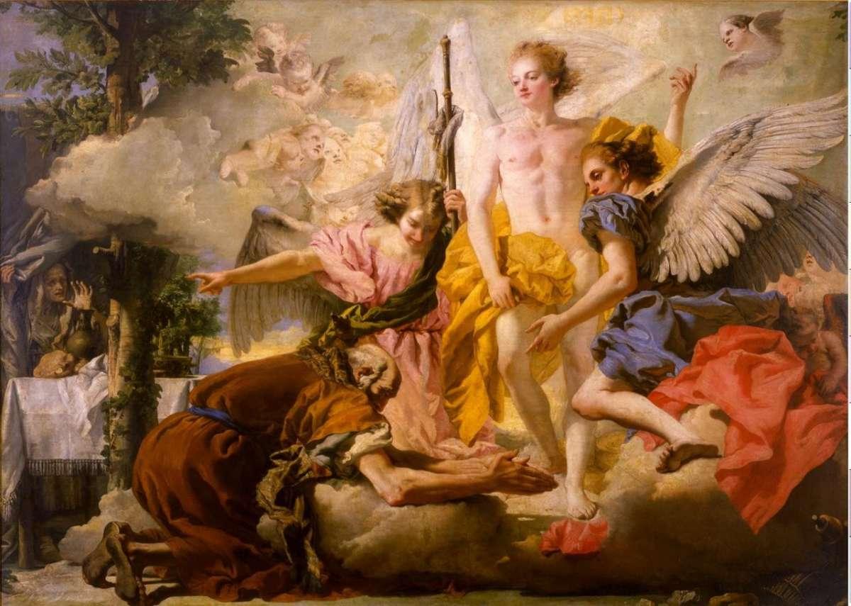 Mostra di Giambattista Tiepolo a Roma ai Musei Capitolini: date e orari