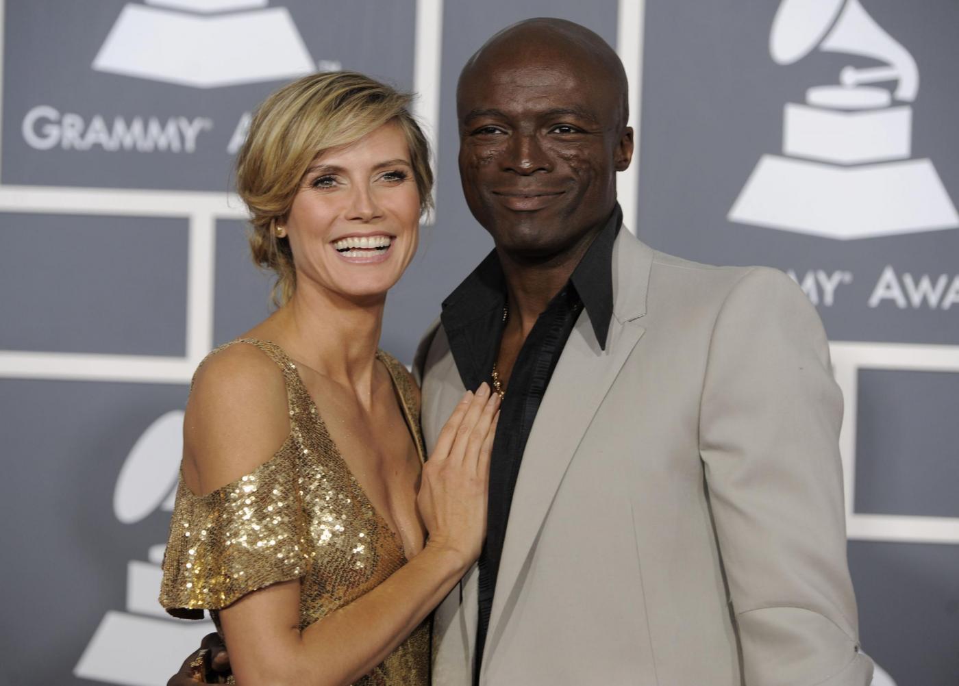 Heidi Klum e Seal: il divorzio è ufficiale
