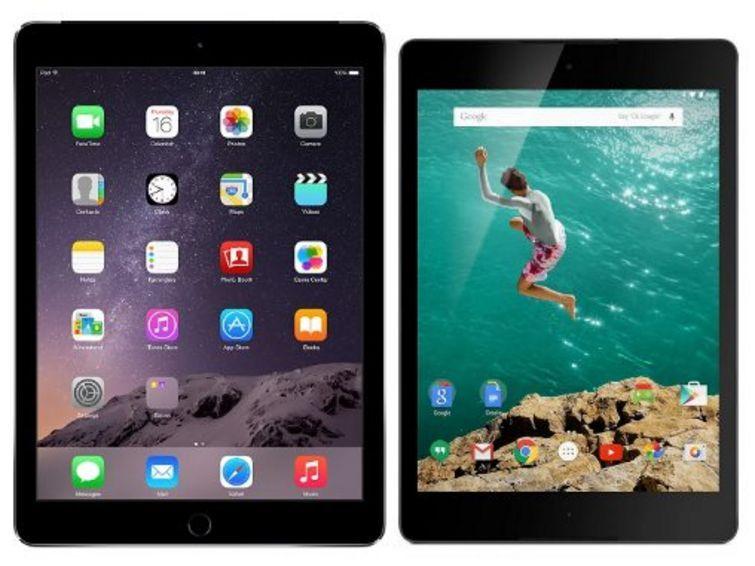 iPad Air 2 migliore di Nexus 9 e degli altri tablet nei benchmark