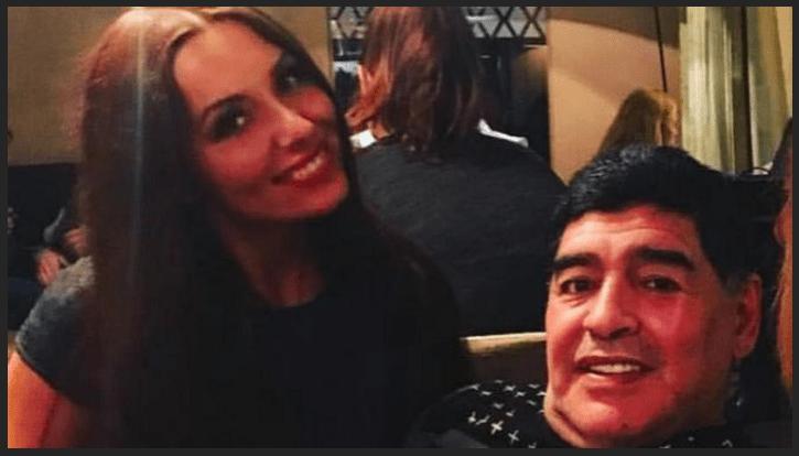 maradona accusato di molestie
