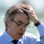 Massimo Moratti lascia la carica di Presidente Onorario dell'Inter