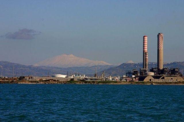 Petrolchimico di Gela: la situazione ambientale