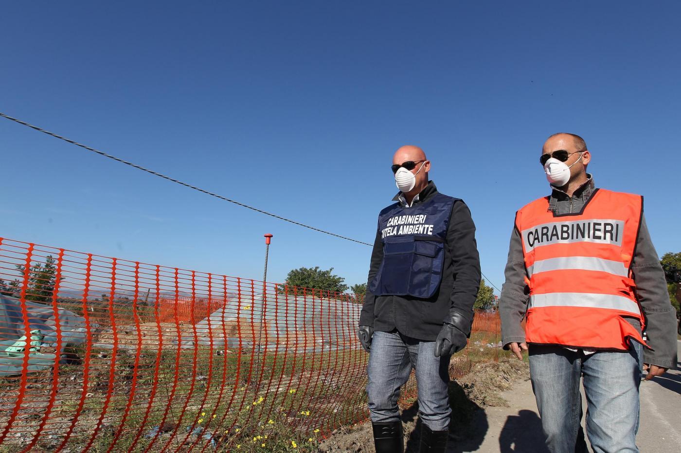 Rifiuti tossici in Lombardia: le scorie arrivano dall'Europa dell'Est