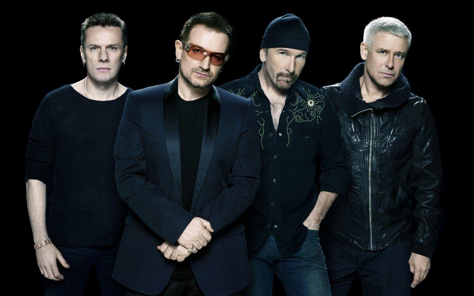 U2 a Che Tempo Che Fa