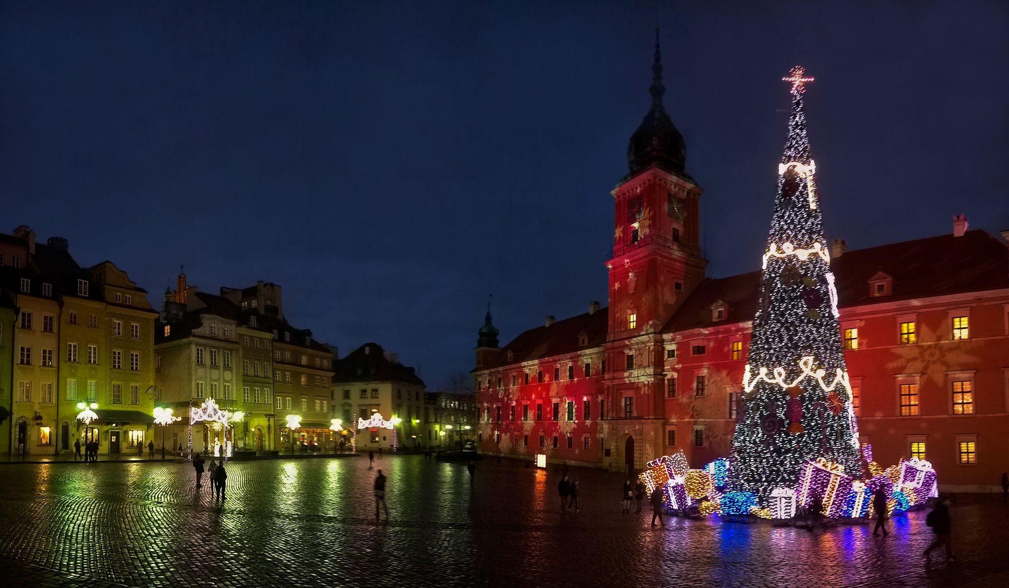 Natale a Varsavia