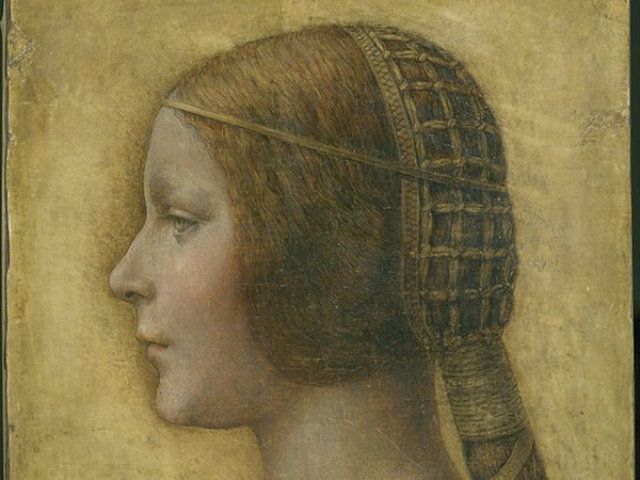 24492 Leonardo da Vinci Ritratto di Bianca Sforza La Bella Principessa c 14952 150x150
