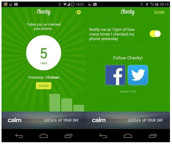 Scopri quanto sei smartphone-dipendente