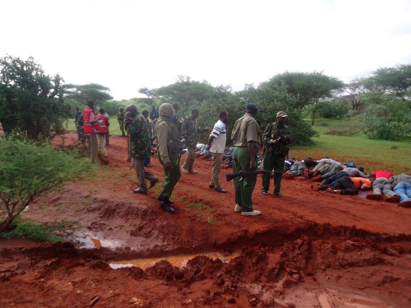 Kenya, Shebab attaccano bus e uccidono 28 'non musulmani'