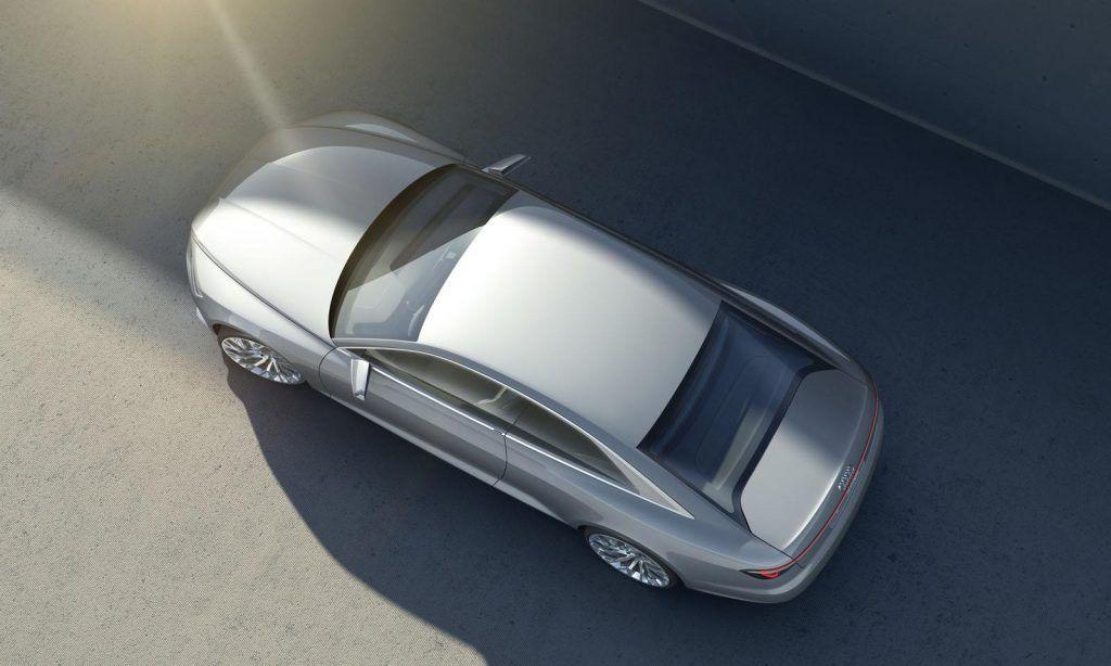 Audi Prologue concept vista dallalto 1024x614