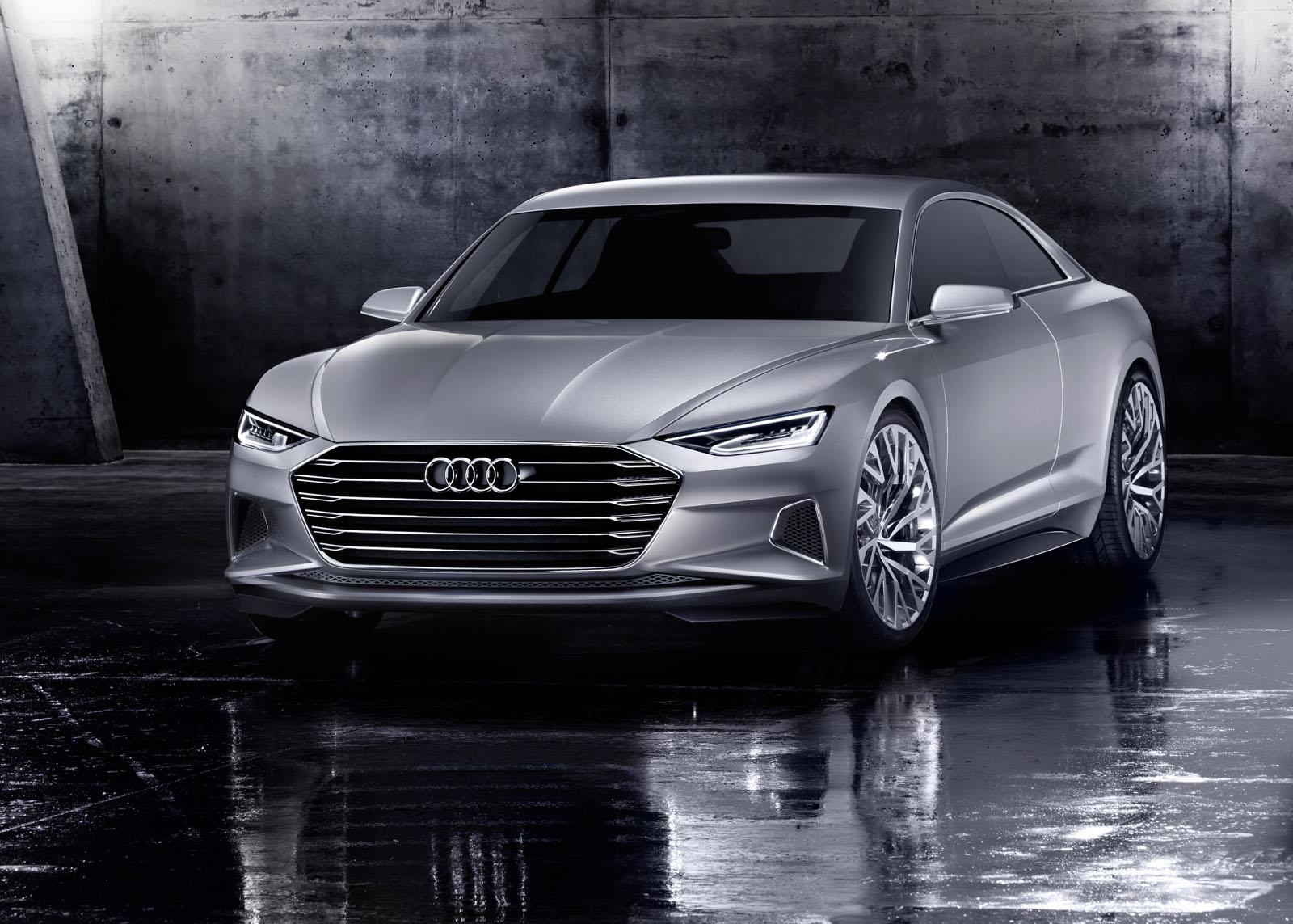 Audi Prologue concept: anticipazione del futuro dei Quattro Anelli