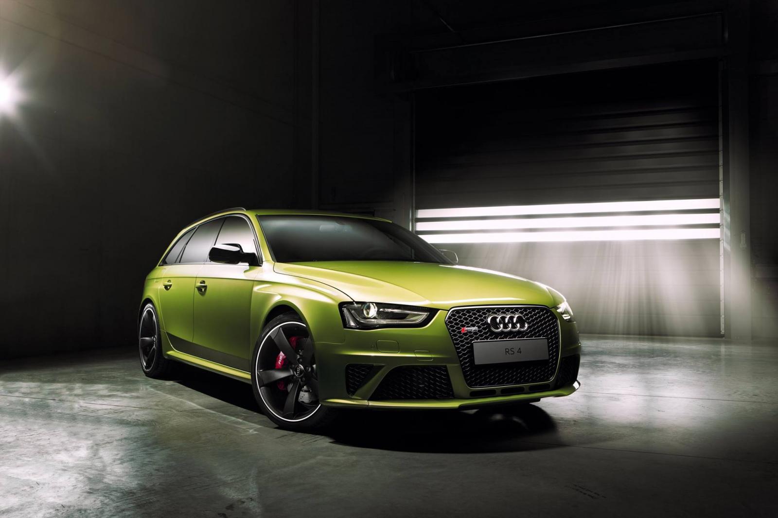 Audi RS4 Avant: creazione unica dal reparto Audi Exclusive