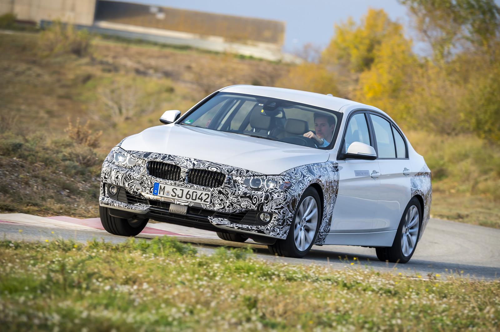 BMW Serie 3 plug-in hybrid concept: scheda tecnica e caratteristiche