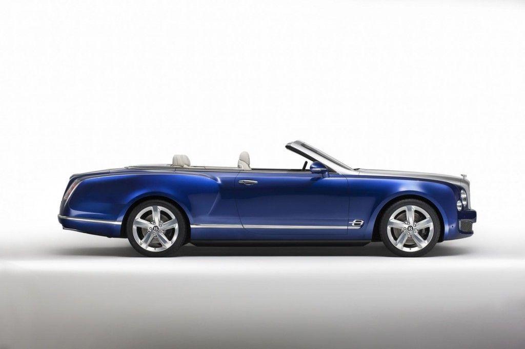 Bentley Grand Convertible concept 1024x682