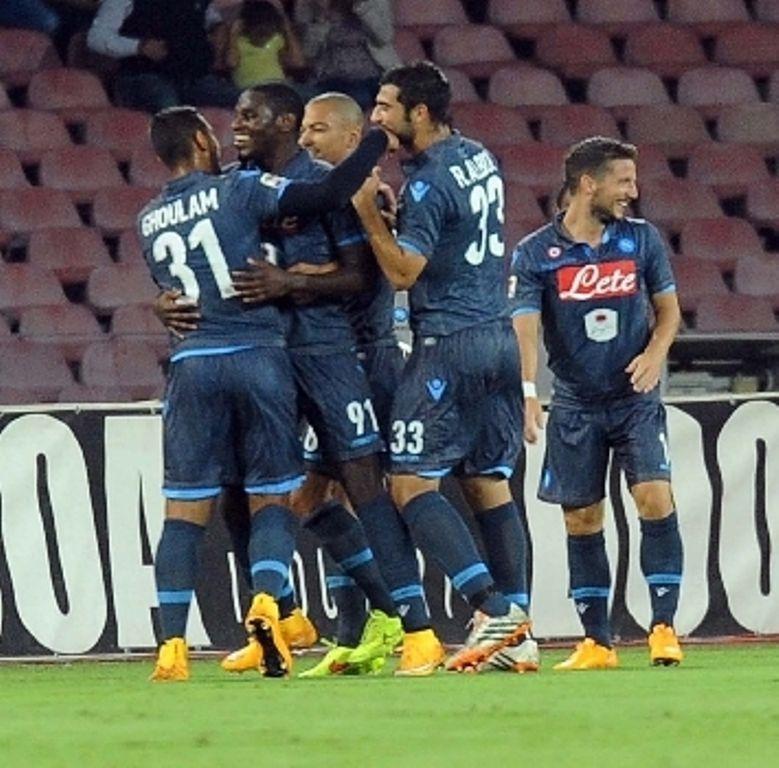 Napoli-Young Boys 3-0: De Guzman lancia gli azzurri in Europa League