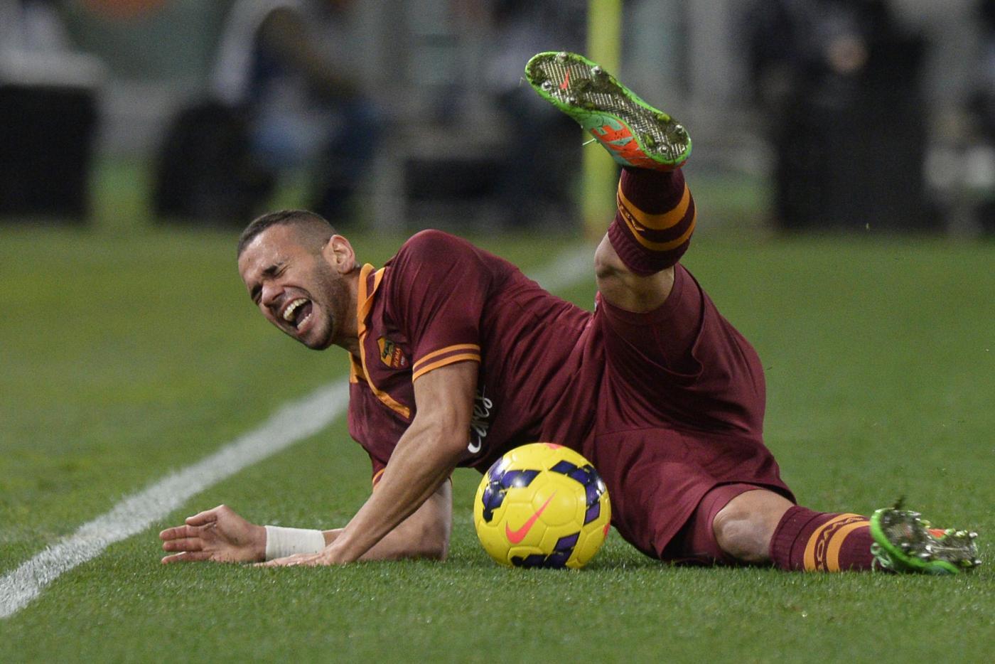 Roma, Leandro Castan sarà operato al cervello