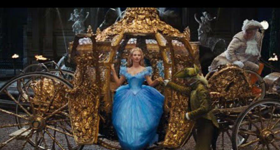 Cenerentola: trailer italiano e trama del nuovo film Disney sulla celebre fiaba