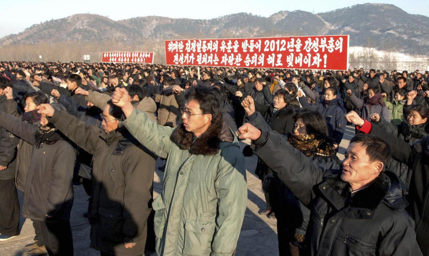 Corea del Nord la liberta