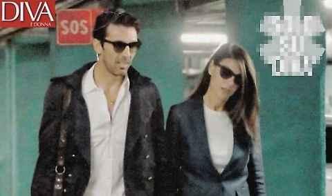 Ilaria D'Amico incinta di Gigi Buffon? La coppia cerca casa insieme
