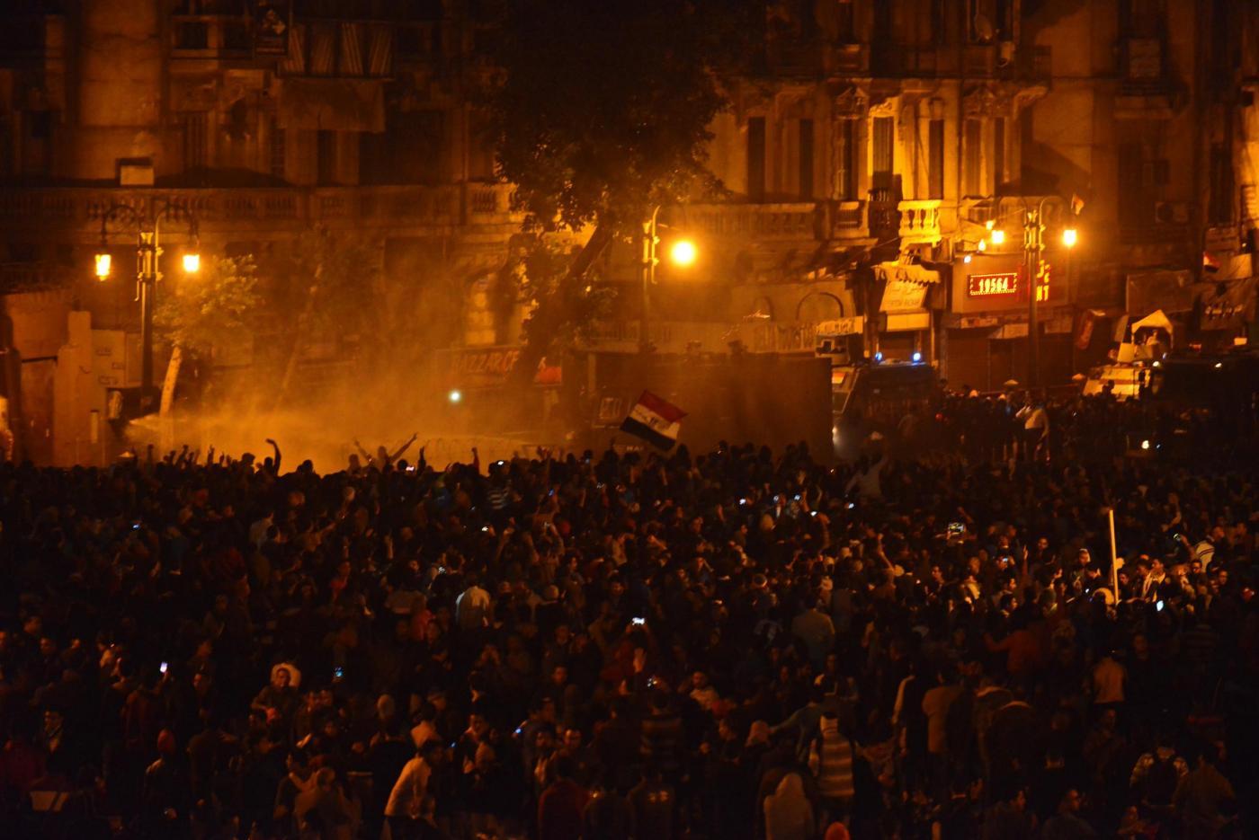 Egitto: Mubarak prosciolto dalle accuse per i fatti del 2011, scontri e morti in piazza Tahir