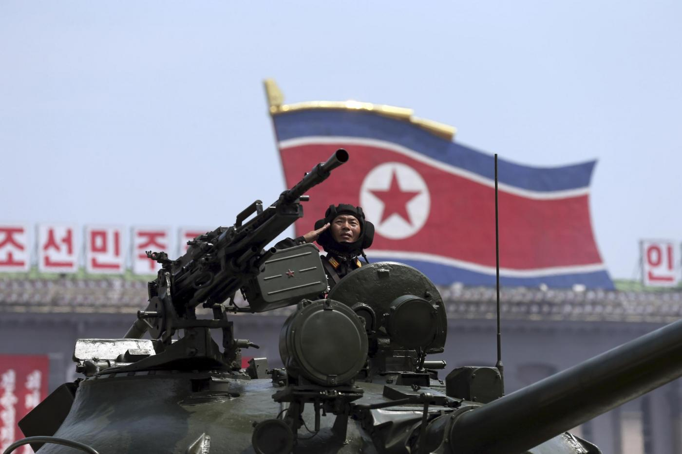 Esercito Corea Nord