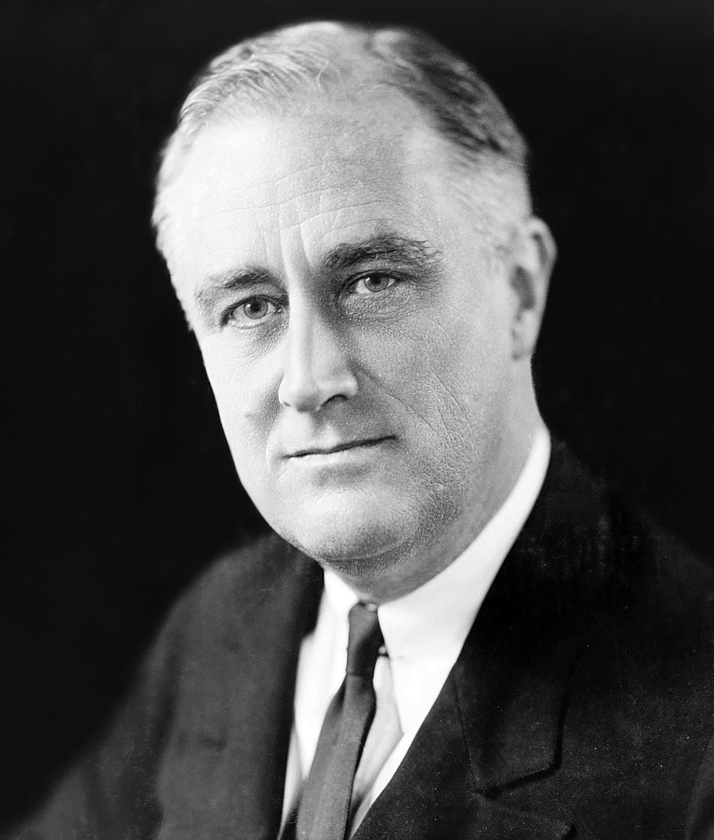 FDR in 19331