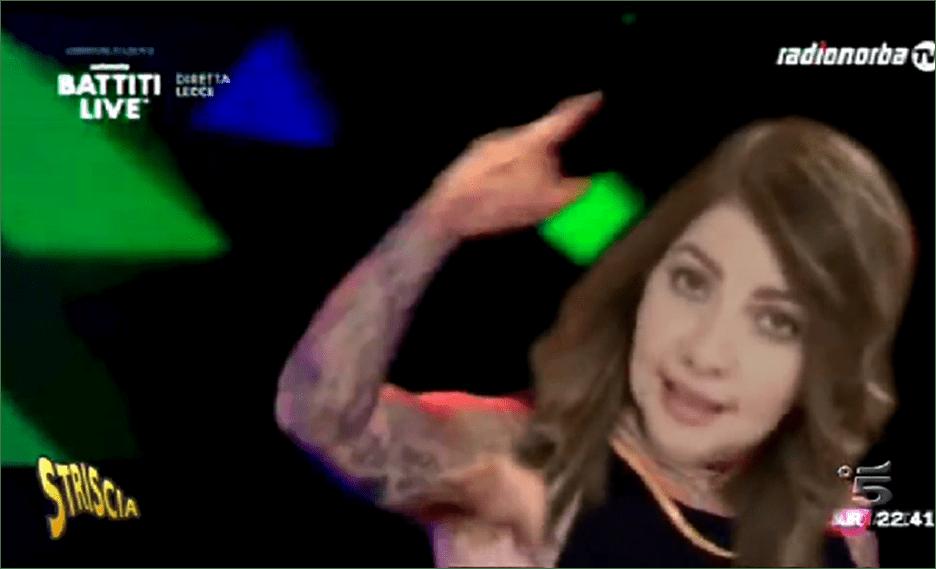 Tapiro d'oro a Fedez: il giudice di X Factor 2014 sorride a Costantino della Gherardesca