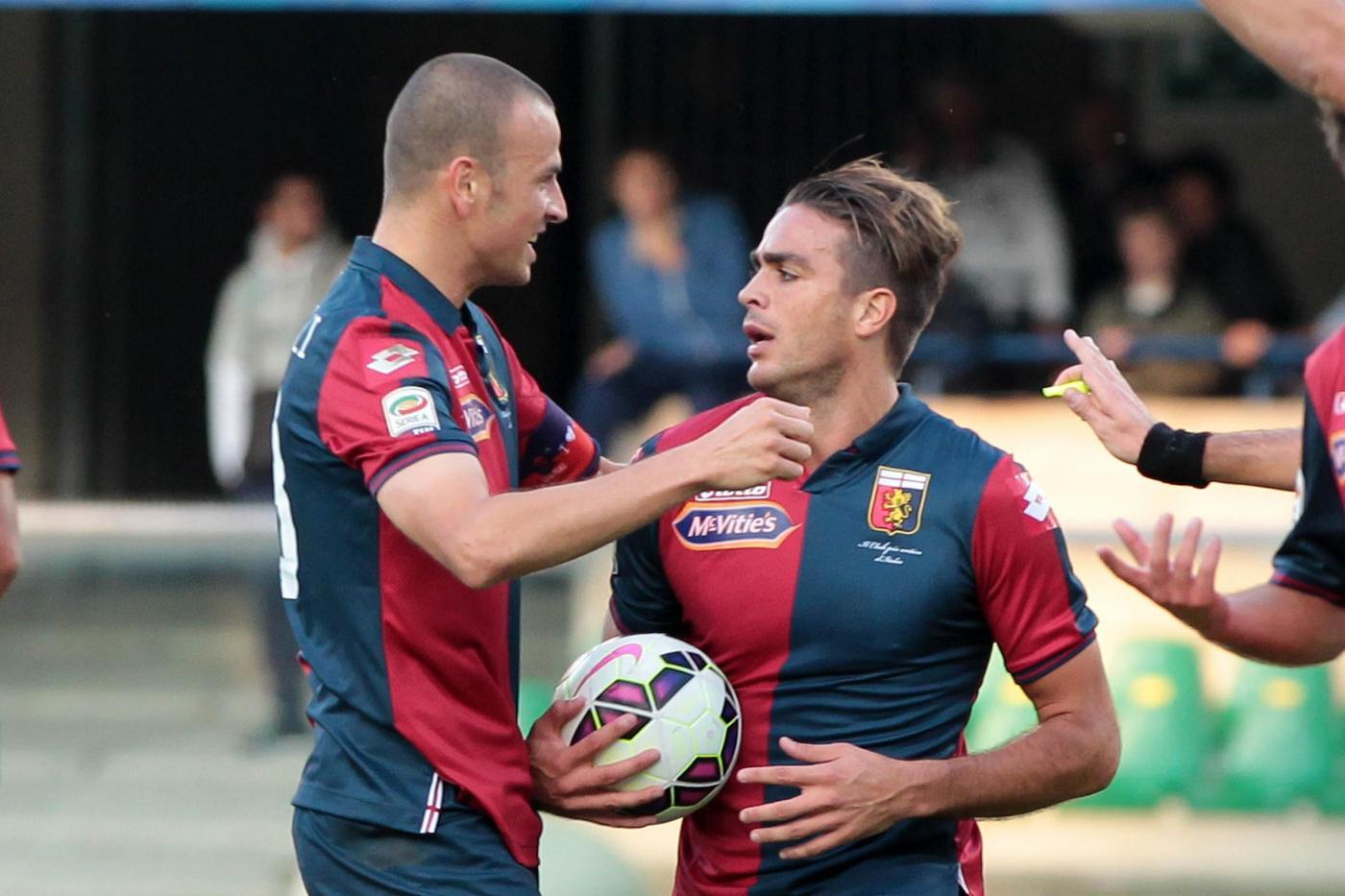 Genoa vs Palermo 1-1: niente terzo posto per Gasp