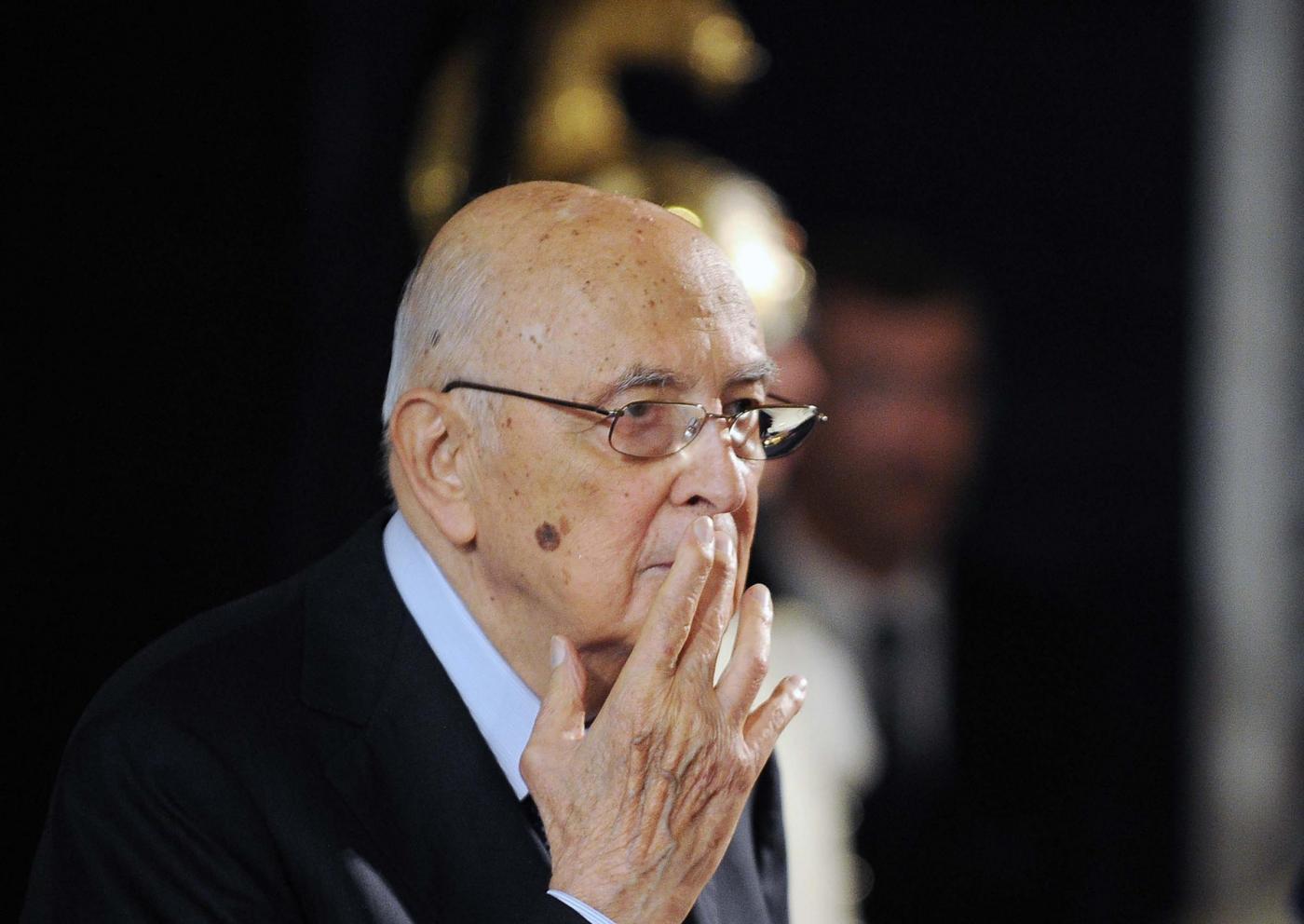 """Dimissioni Napolitano, Renzi: """"Nomi e polemiche? Capisco e non commento"""""""