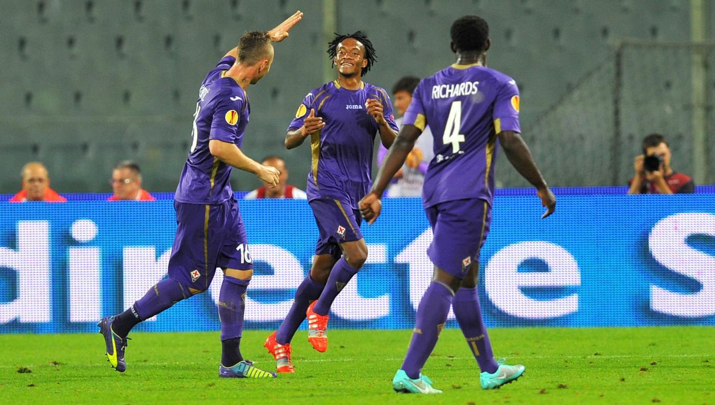 Guingamp Fiorentina 150x150