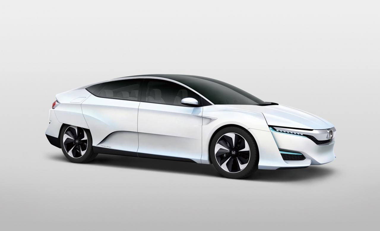 Honda FCV concept: dati e caratteristiche tecniche