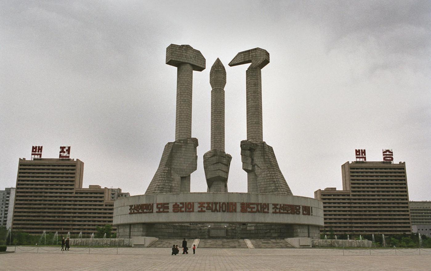Il lavoro in Corea del Nord