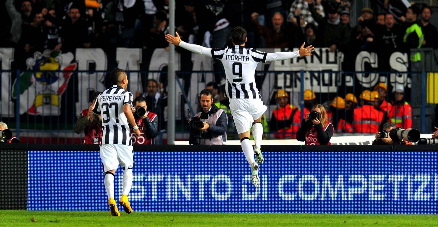 Empoli vs Juventus 0-2: bianconeri a +3 sulla Roma