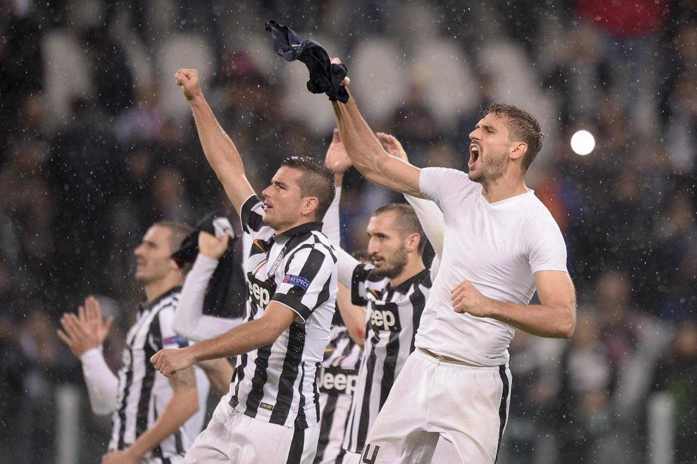 Juventus vs Olympiakos 3-2: rimonta da Champions per i bianconeri