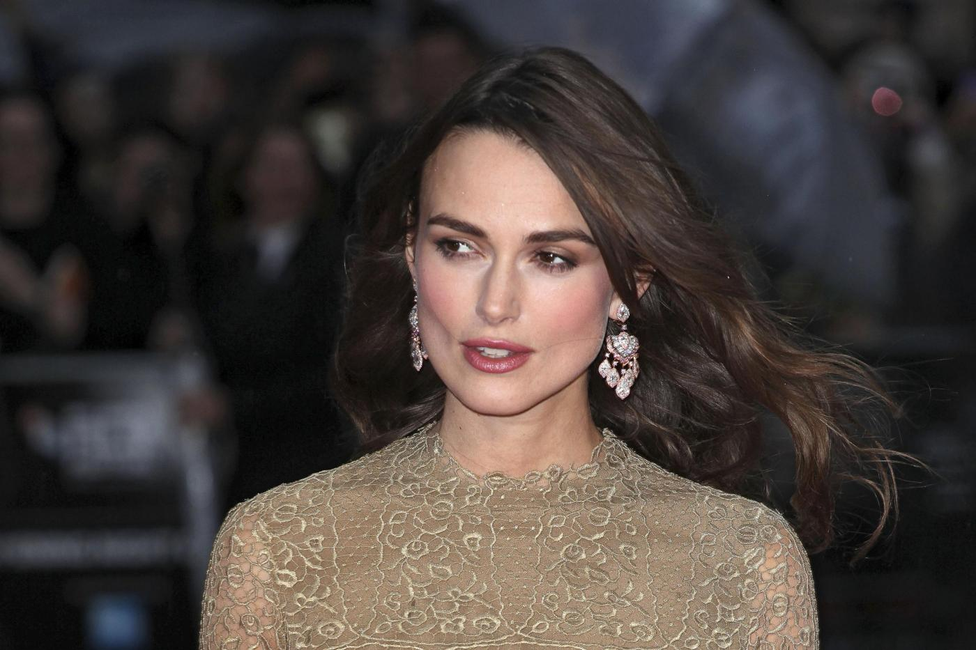 Keira Knightley incinta di James Righton: l'attrice britannica è in dolce attesa