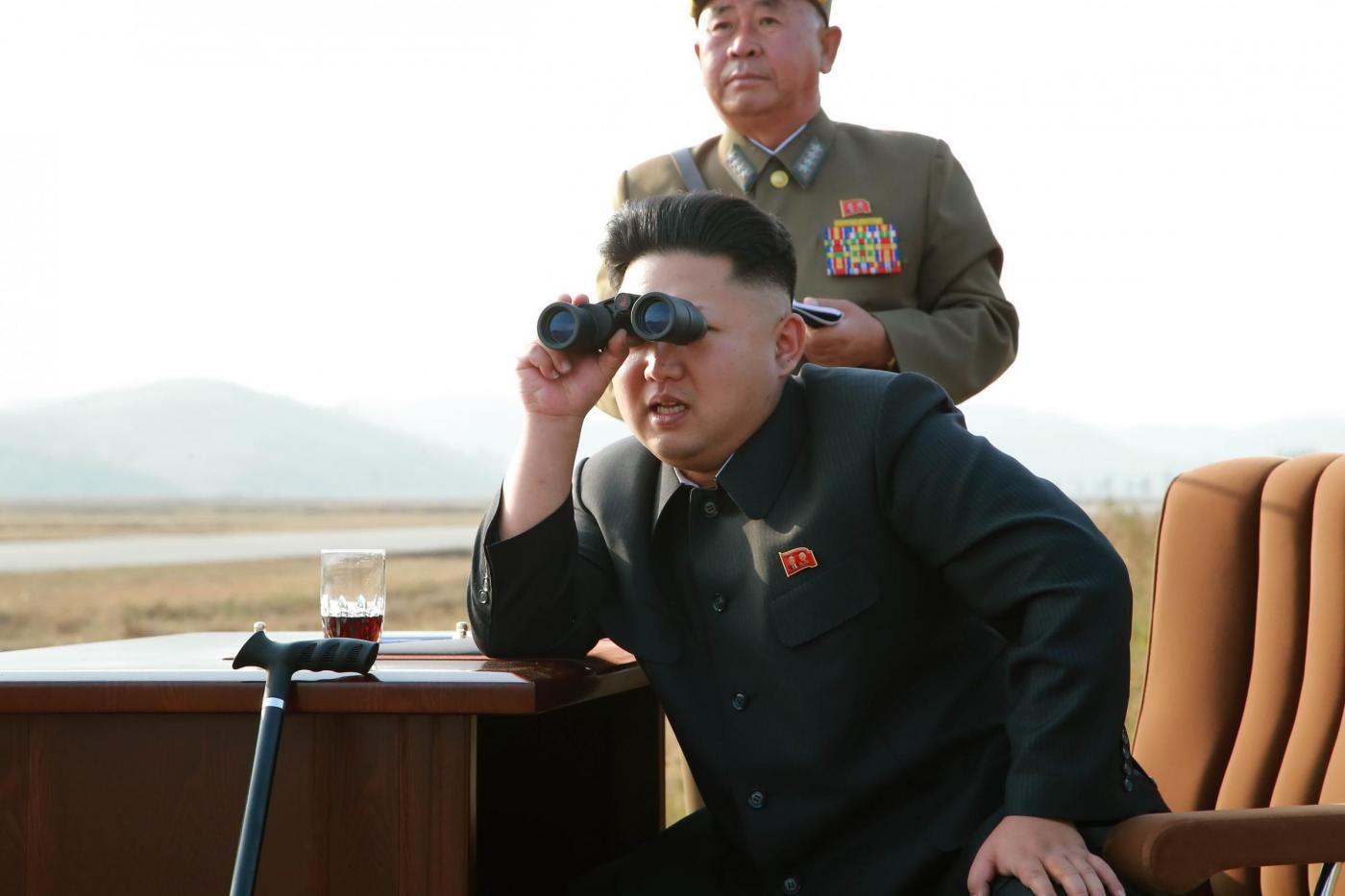 Kim Jong Un programma spaziale