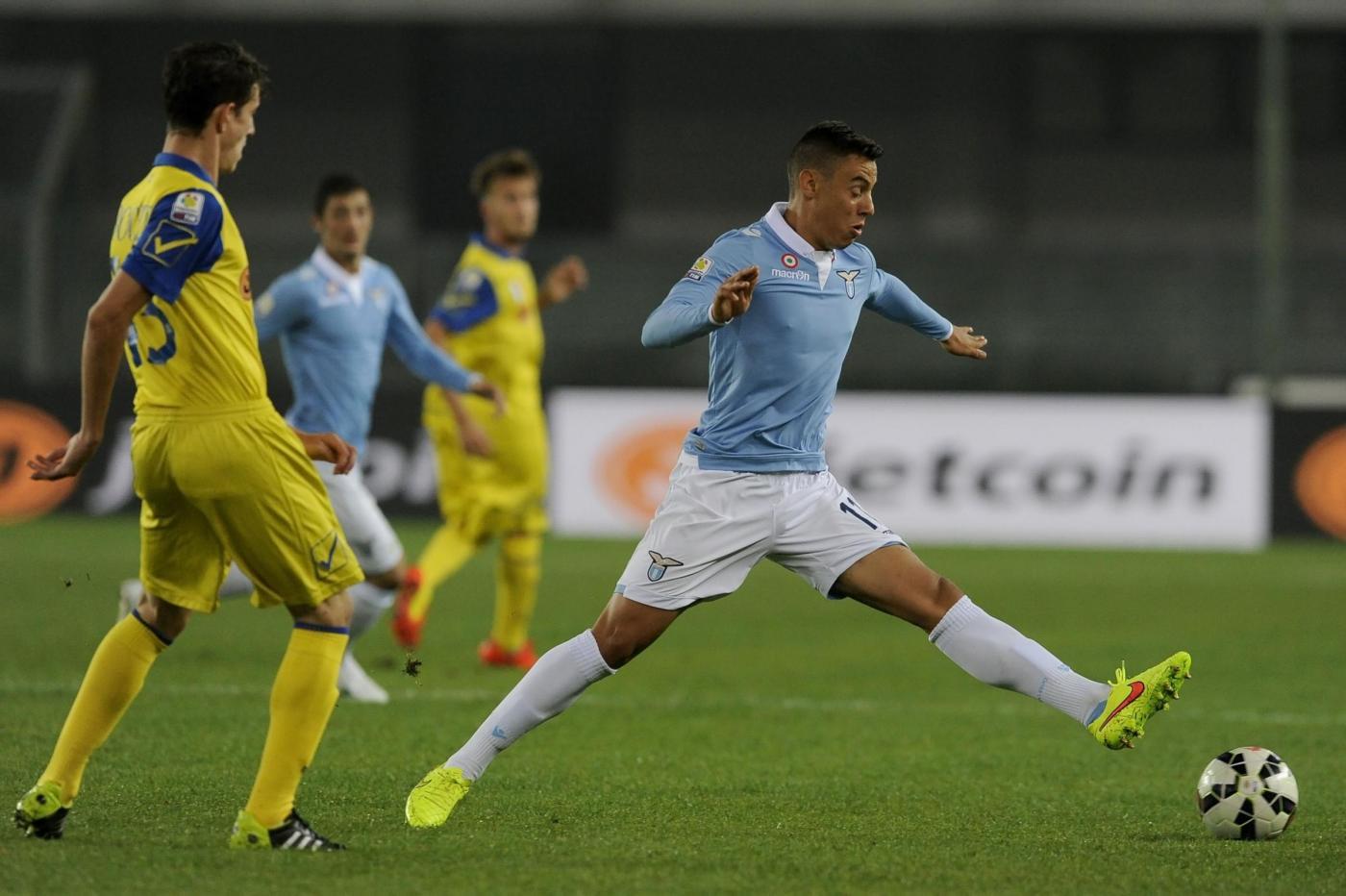 Chievo Verona vs Lazio 0-0: biancocelesti ancora senza vittoria