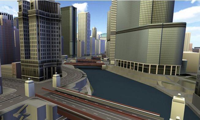 Le mappe 3D migliori? A opera degli sviluppatori di videogiochi