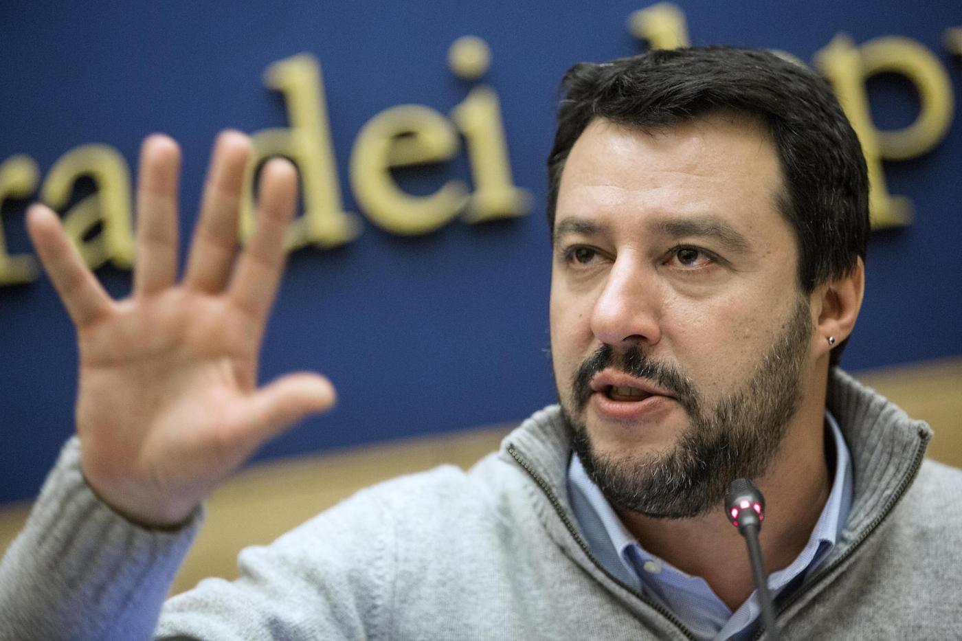 Matteo Salvini ini