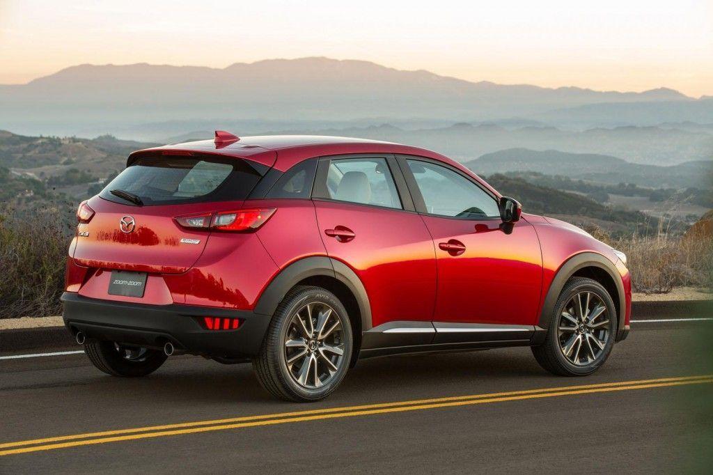 Mazda CX 3 posteriore 1024x682