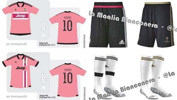 Maglia Juventus 2016 by Adidas con terza stella
