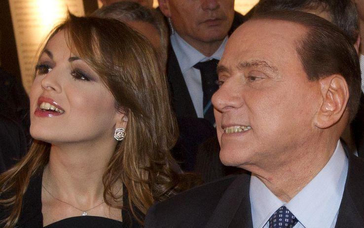 Francesca Pascale: Berlusconi?L'ho conquistato con la tenacia