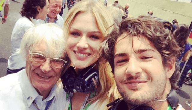Alexandre Pato: la nuova fidanzata è la splendida modella Fiorella Mattheis