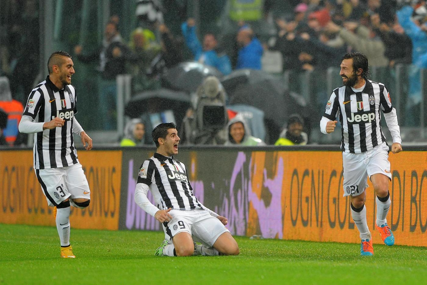 Juventus vs Torino 2-1: decide Pirlo all'ultimo respiro